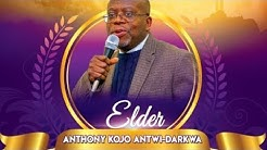 BURIAL CEREMONY OF ELDER ANTHONY KOJO ANTWI-DARKWA 01.06.2020