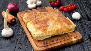 Блинный пирог - Рецепты от Со Вкусом