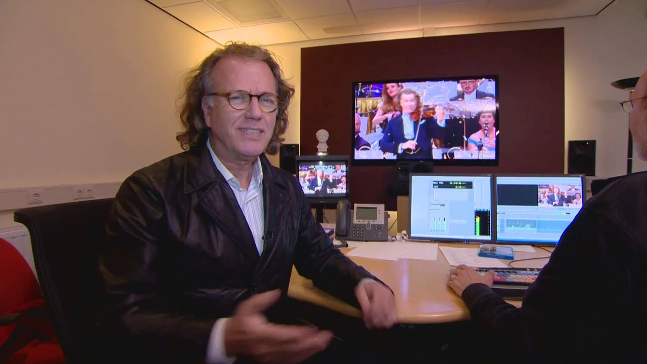 André Rieu - Thank you for loving my new Album