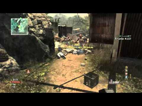 l Dylan97 - MW3 Game Clip