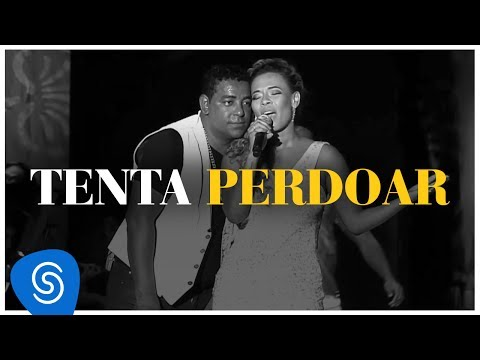 Raça Negra - Tenta Perdoar - Part. Juliana Diniz (DVD Raça Negra & Amigos) [Video Oficial]