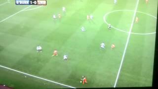 Swansealona Playing Total Football - Lita Goal