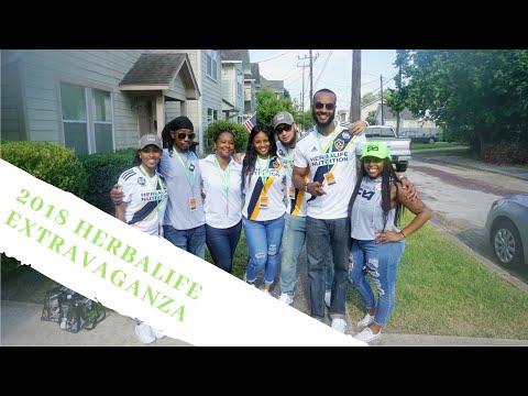 2018 Houston Herbalife Extravaganza Experience