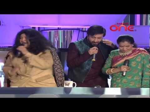 Asha Bhosle, Abida Parween, Runa Laila & Atif Aslam   Lal Meri Pat Full Version  HD Quality