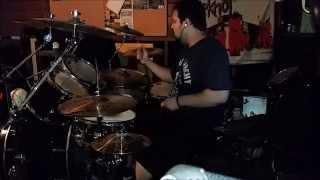 slipknot gematria drum cover