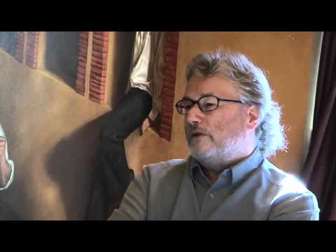 Iain Banks, in conversation with The Open University (full)
