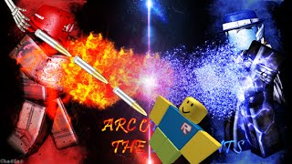 Roblox   Arc Of The Element   No Reload Time Hack   TREEHH!
