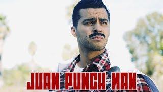 Juan Punch Man | David Lopez