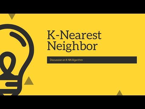 Discussion On K-Nearest Neighbor (KNN) Algorithm