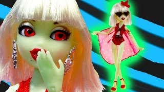 Bratzillaz Midnight Beach Jade J'Adore Doll House Of Witches Toy Review thumbnail