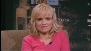 Kristin Chenoweth & Idina Menzel talk about WICKED