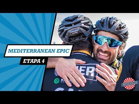 Mediterranean Epic | 4ª Etapa: Final accidentado. Necesitamos un medico