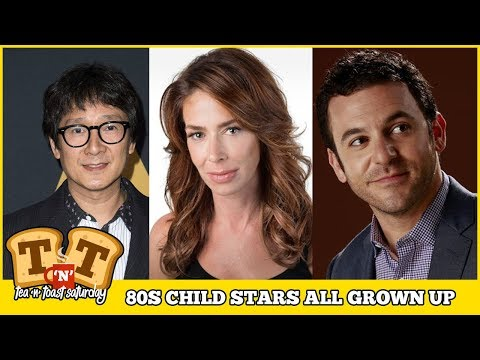 80s Child Stars - All Grown Up