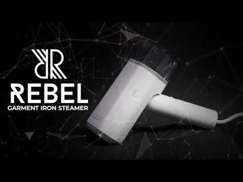 REBEL GARMENT IRON STEAMER