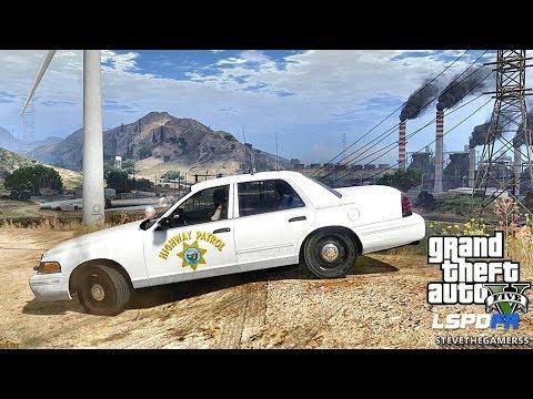 LSPDFR #491 CHP!! (GTA 5 REAL LIFE POLICE PC MOD)