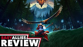 The Pathless - Easy Allies Review (Video Game Video Review)