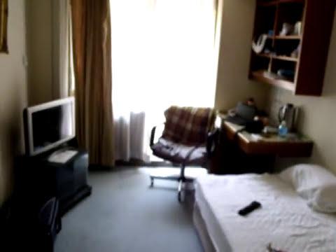 My Room at Jica Tokyo
