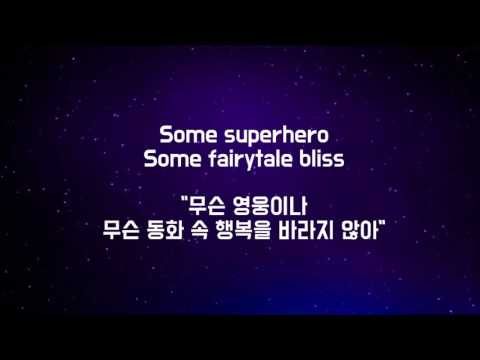 Coldplay & Chainsmokers - Something Just Like This 한국어 해석자막가사