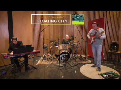 "Michel Sajrawy Trio - ""Floating City"", recorded live in the studio 10/02/2017"