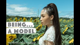 Life of a Marketer | Model in Toronto | Makeup transformation by Henry Tran