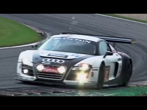 Behind the Scenes of Audi Sport, Customer Racing - /INSIDE QUATTRO