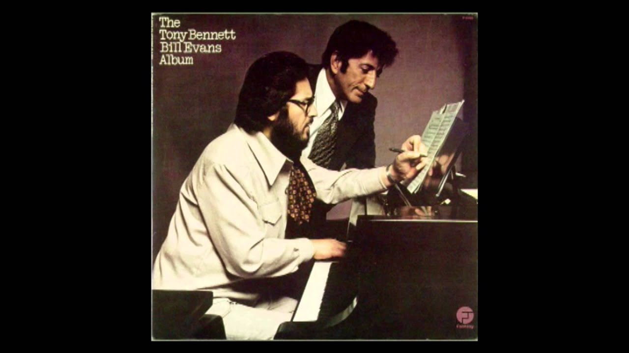 Tony Bennett Amp Bill Evans The Tony Bennett Bill Evans