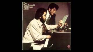 Tony Bennett & Bill Evans - The Tony Bennett Bill Evans Album (1975)
