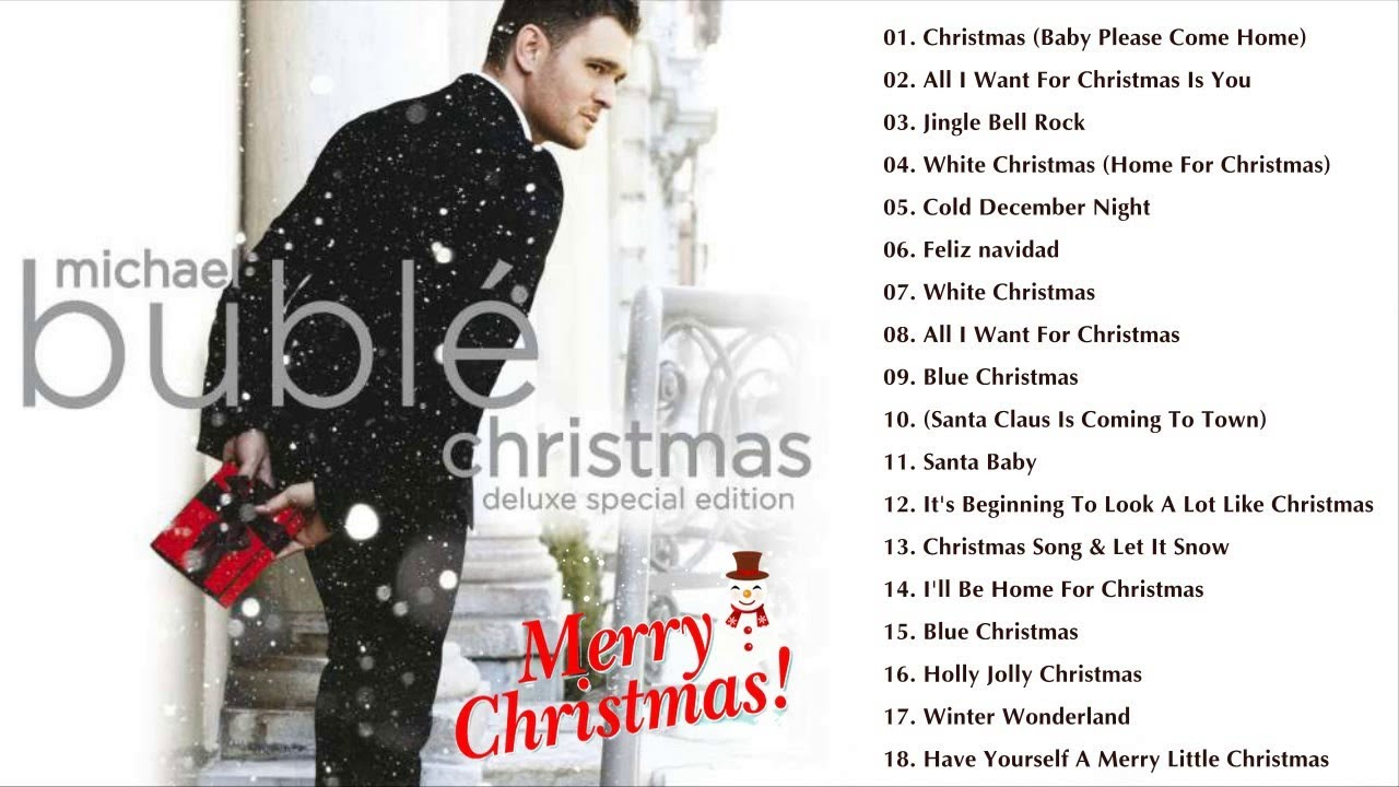 Michael Bublé Best Christmas Songs Ever 2018 - Michael Bublé ...