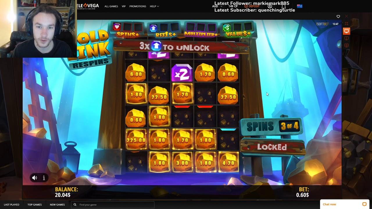 Slot machine video wins