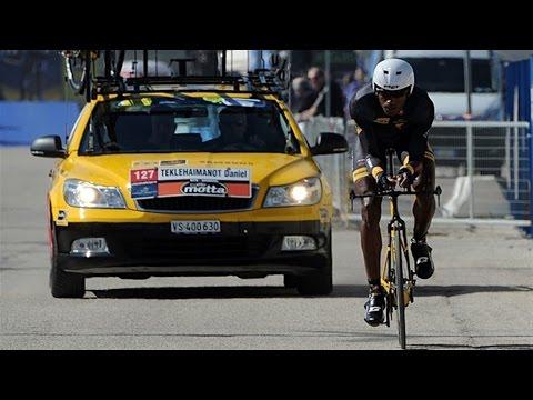 Eritrean Sports Tour de France Weekly Highlights ERi-TV (July 8, 2015)