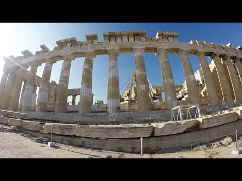 Athens adventures on the GoPro