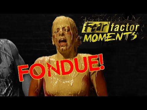 Fear Factor Moments | Fondue Party