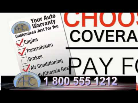 Vehicle Service Contracts / Auto Warranty Commercial TV Leads - YouTube