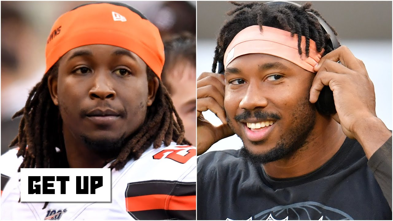NFL Star Myles Garrett Has His Sights Set on Going Pro in Another ...
