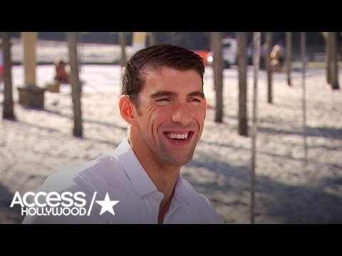 Michael Phelps' Rio Exit Interview: Is His Retirement For Real This Time? | Access Hollywood