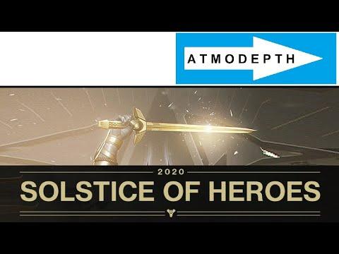 Destiny2 Solstice Of Heroes 2020 - MYSTORY Nr20