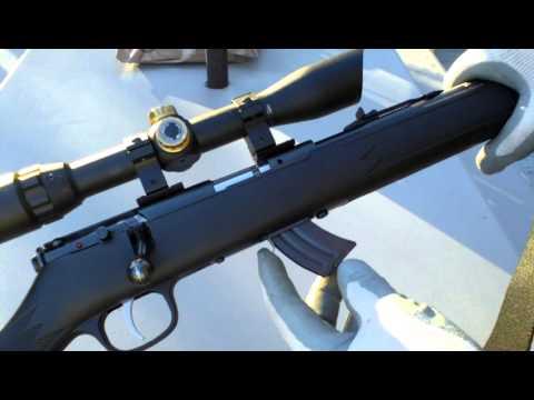 Savage Mark II .22lr Review