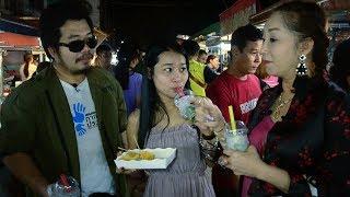 พากินตลาดนัดเจเจ กาญจนบุรี