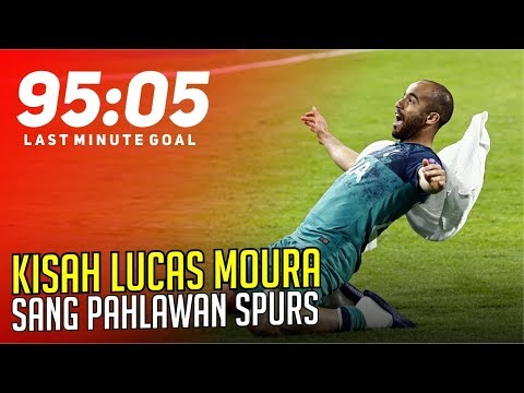 KISAH LUCAS MOURA : Buangan PSG Yang Menjadi Pahlawan Spurs