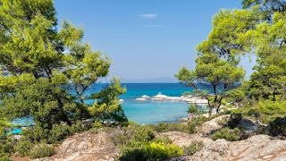 Halkidiki | Amazing aerial video.(Halkidiki summer 2015. Aerial video taken with Dji Phantom 3 Pro., 2015-11-08T13:01:38.000Z)