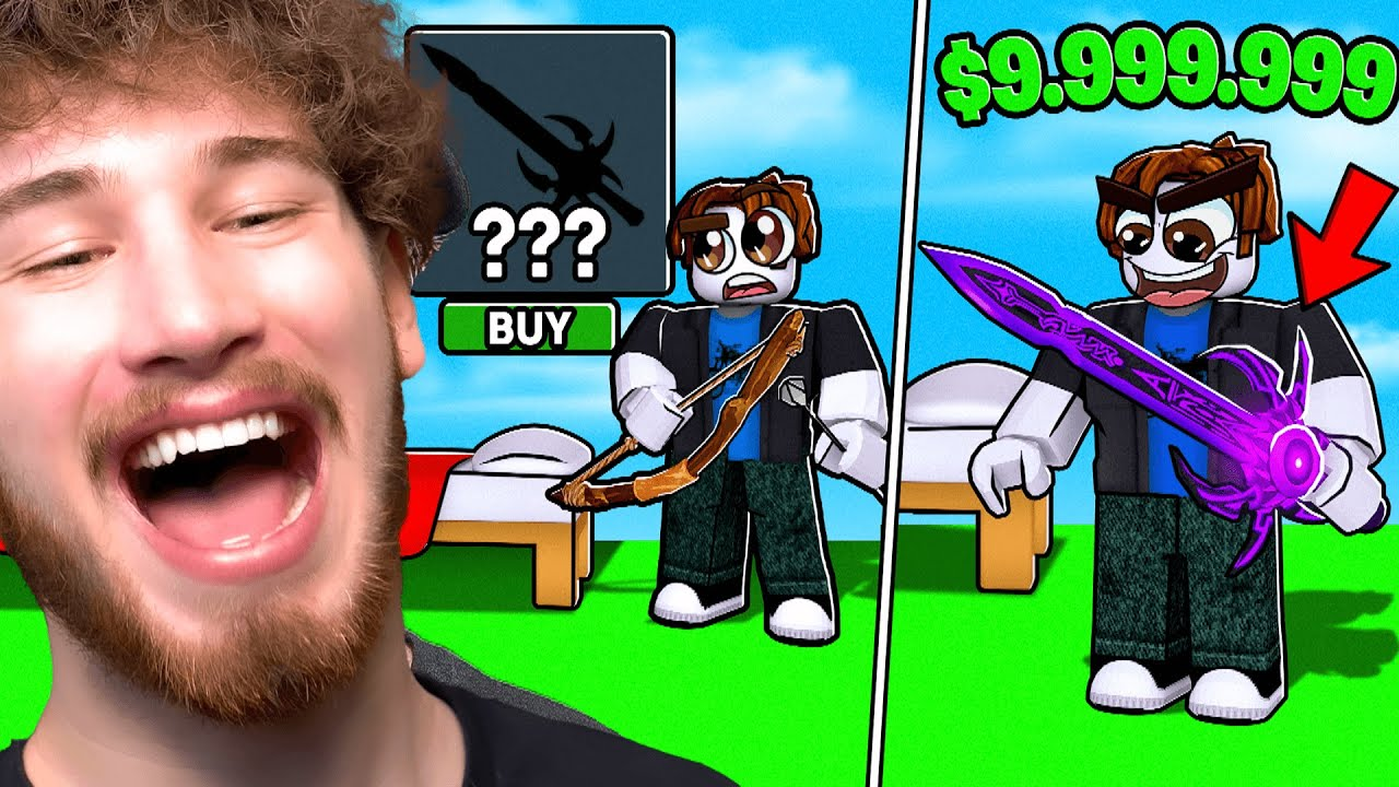 Download PAY 2 WIN ROBLOX BEDWARS IS OVERPOWERED