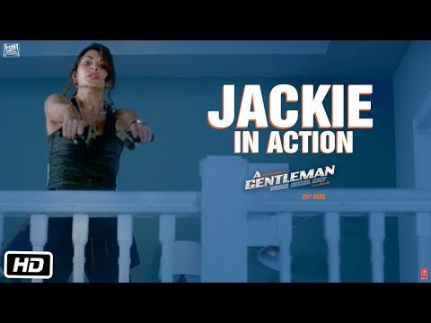 Jacqueline in Action | A Gentleman -...