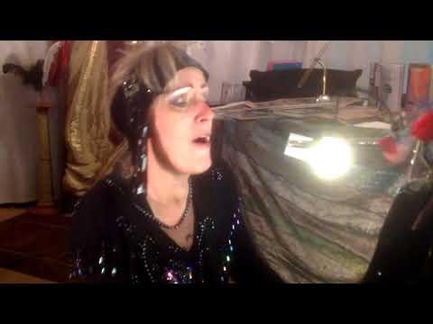 """Claudia Sutter """"Ich bin ein Vamp"""" Live-Aufnahme Dezember 2017 in Basel"""