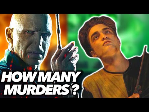 Every Character Voldemort Killed In Harry Potter (The Entire Timeline of Tom Riddle's Murders) |