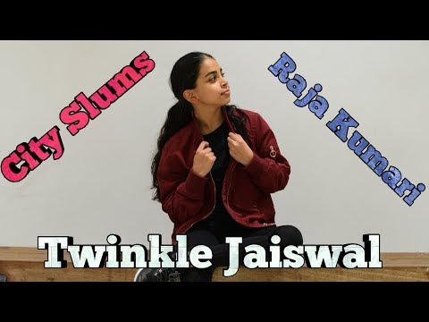 Twinkle Jaiswal (#KidzbopTwinkle) - City Slums |  - Raja Kumari Ft. Divine