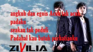Zivilia   Aishiteru 3 With Lirik   Lagu terbaru 2013