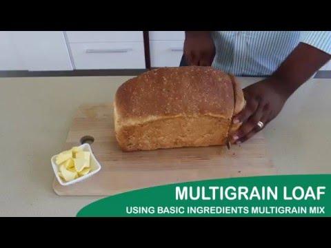 Multigrain and Seed Bread