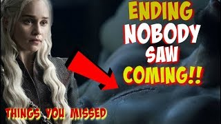 Game Of Thrones  Daenerys Ending Nobody Saw Coming Game Of Thrones Season 8 Theory Things You Missed
