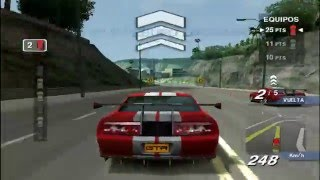 Ford Street Racing PC Gameplay Español HD
