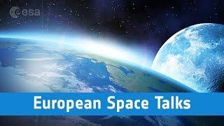 Organisieren Sie ihren eigenen European Space Talk